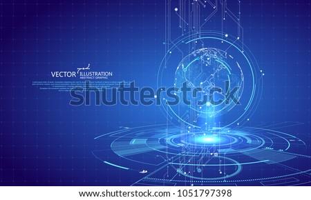 three dimensional interface