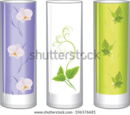 stock-vector-three-glass-vases-vector-10