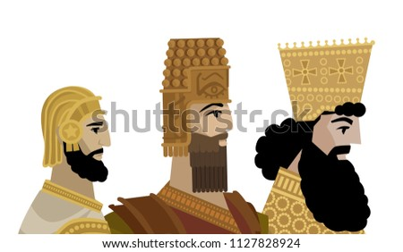 three greatest persian kings