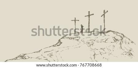 three historic jew old tomb