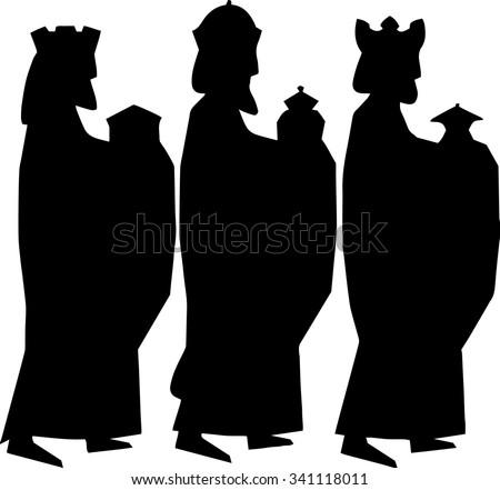 three kings or three wise men