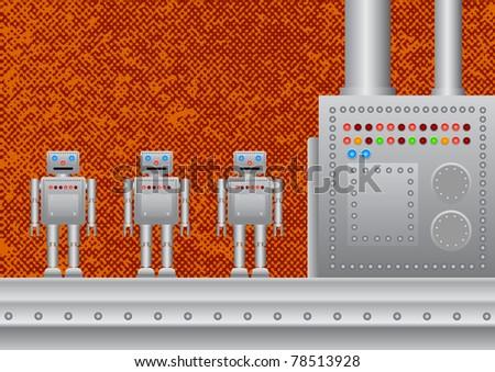Three new robots
