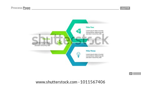 Three Options Plan Slide Template
