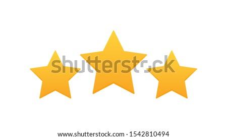 three stars customer product