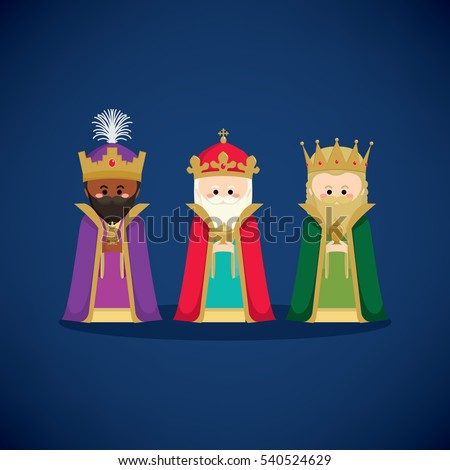 three wise men  magic kings