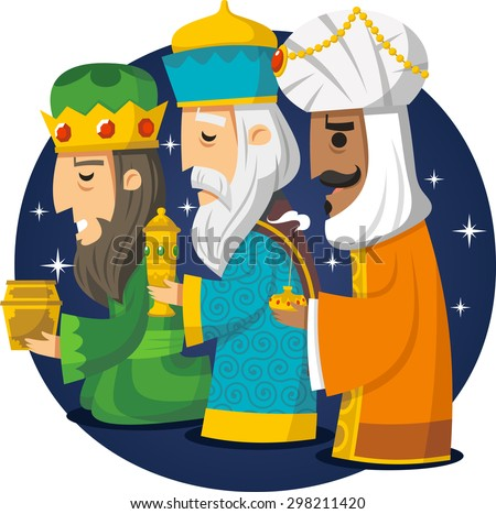 three wise men  the three kings