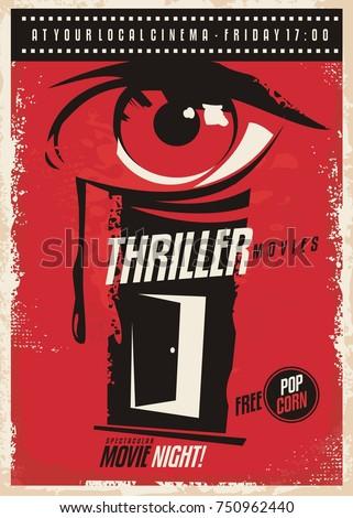 thriller movies marathon retro