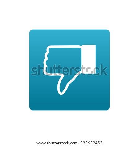 thumb down symbols