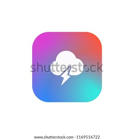 Thunder Storm - App Icon