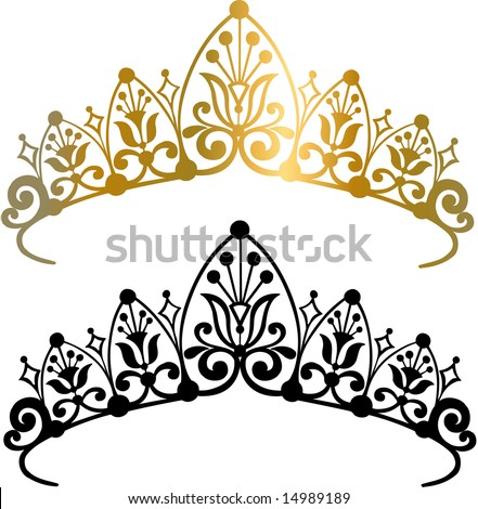 Tiara Vector Illustration