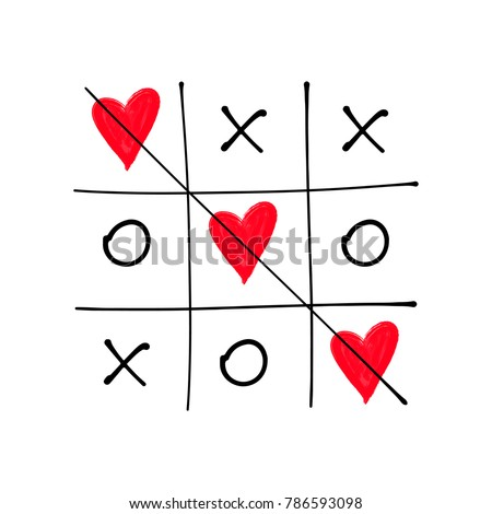 tic tac toe game with criss