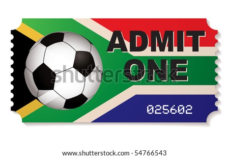 Ticket Match Football Ticket For Football Match in