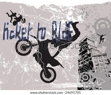 wallpaper girl bike. wallpaper GIRL LEARNING TO
