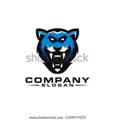 tiger collection logo design
