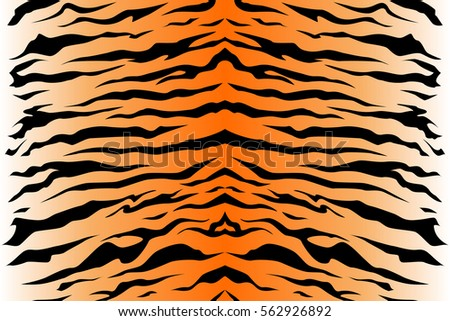 tiger fur texture repeated