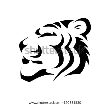 Tribal Tiger Vector Download Free Vector Art Stock Graphics Images