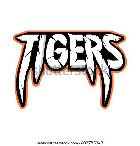 tigers team logo