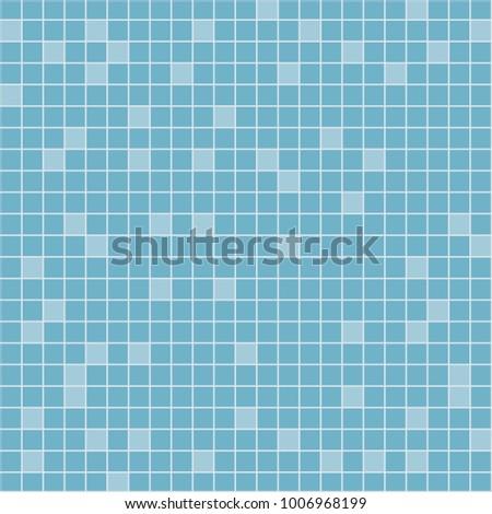 tile bathroom tile of blue on