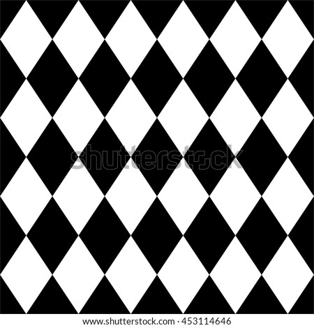 tile black and white background
