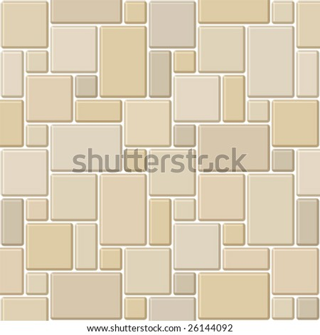 Tile seamless pattern. (See more seamless backgrounds in my portfolio).