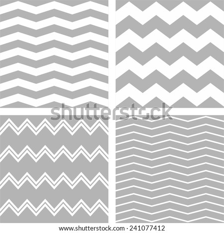 stock-vector-tile-vector-chevron-pattern-set-with-white-and-grey-zig-zag-background