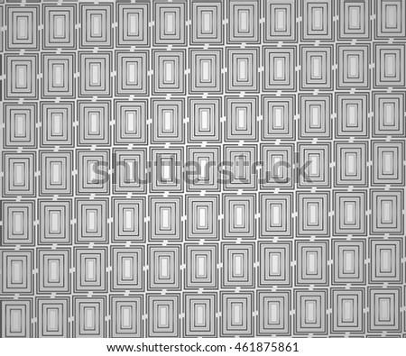 tilt rectangle block pattern