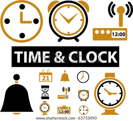 time & clock