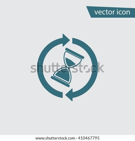 time icon  time icon eps10