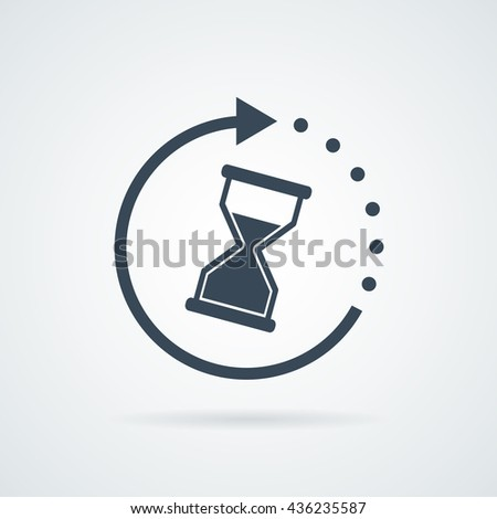 time icon vector illustration