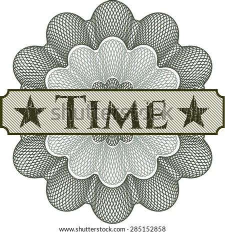 Time linear rosette