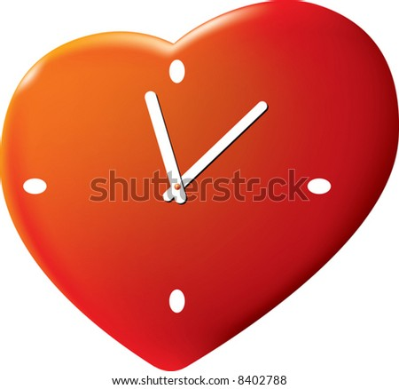 time of the valentine's day a
