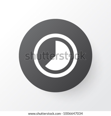 Timelapse icon symbol. Premium quality isolated accelerated element in trendy style.