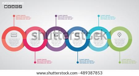 process timeline template