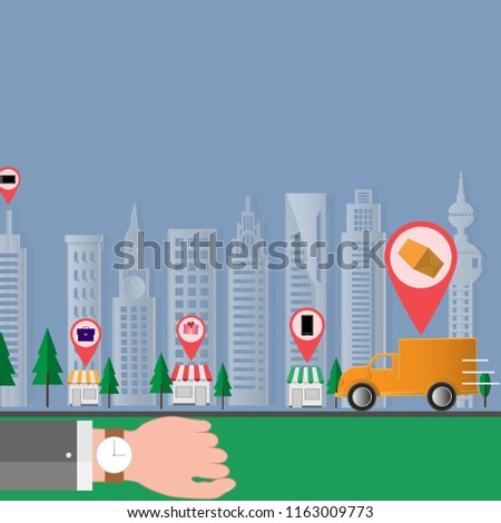 Timely transportation,Business Ideas in Urban Communities, Paper and digital crafts