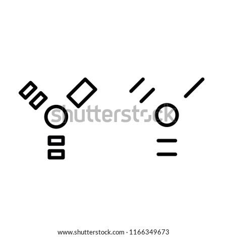 Timepiece line icon