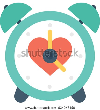 timepiece vector icon