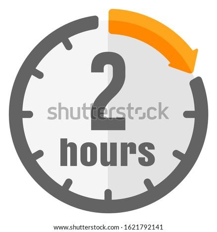 timer  clock vector color icon