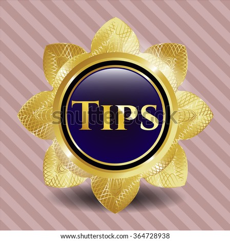 Tips gold badge