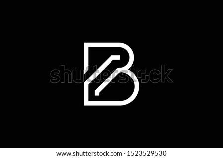 title  initial letter b