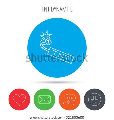 Bomb Icon Download Tnt Dynamite Icon Bomb