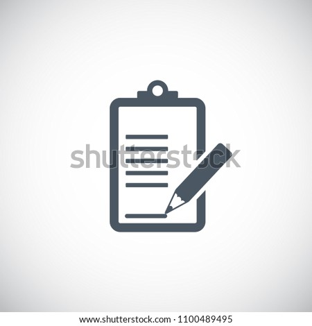 To do list - vector icon