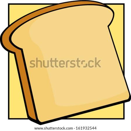 toast bread slice