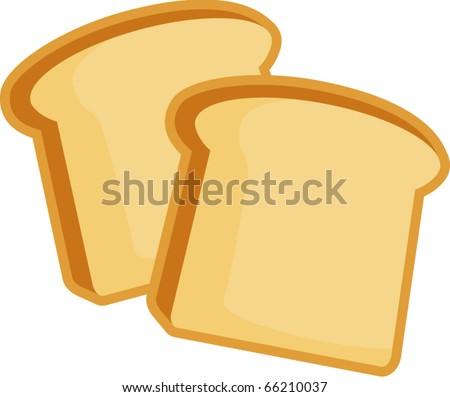 toast bread slices