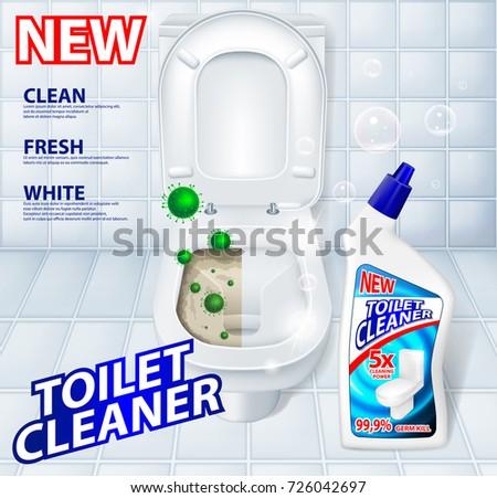 toilet antibacterial  detergent