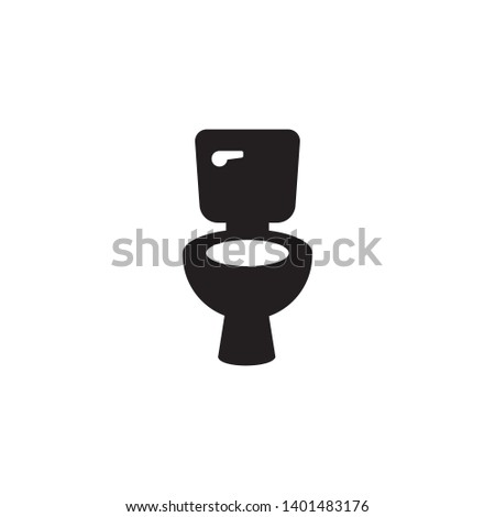 Toilet Icon. Professional  pixel perfect icons optimized for both large and small resolutions.
