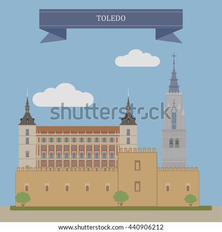 toledo  city in central spain