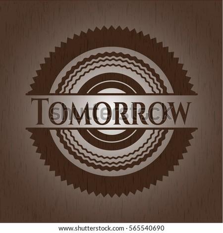 tomorrow wood emblem vintage