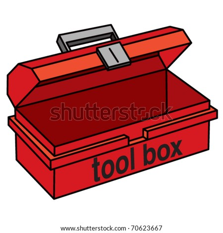 Tool Box illustration