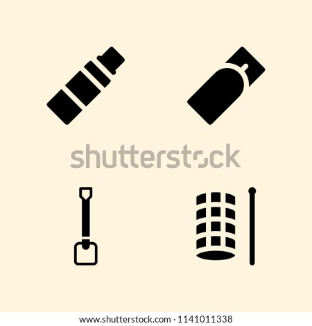tool icons set. hair salon, hair salon and hair salon and other vector icons for graphic design and web
