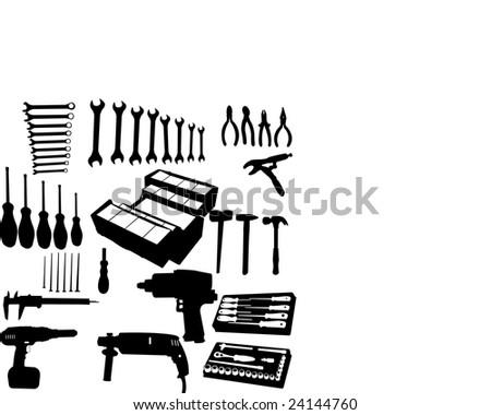 tool set - vector